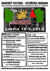 Festival Otevřená zahrada 2012