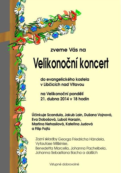 Noc kostelů 2013 v Libčicích