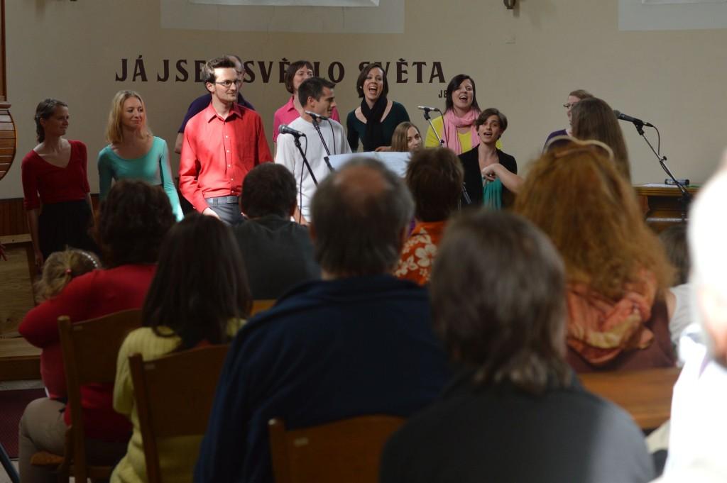 Gospel Limited z Prahy